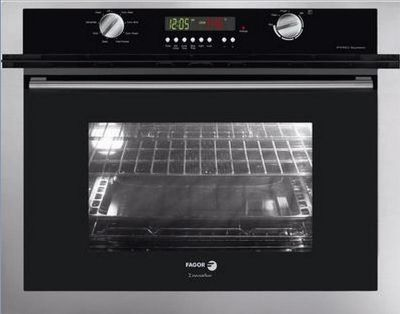 """Open Stock Fagor 30"""" Single Electric Wall Oven with True Convection,"""