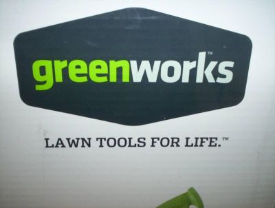 Brand New! GreenWorks Corded 4 Amp 13-Inch String Trimmer
