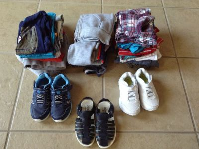 Boy Clothes Bundle