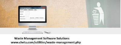 Custom Waste Management Software Development Solutions