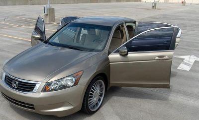 2008 Honda Accord LX-P w/Digital Instrument Panels