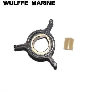 Purchase Water Pump Impeller & Key for Johnson Evinrude, 2.5, 3.5, 4 hp 18-3015 433935 motorcycle in Mentor, Ohio, United States, for US $13.99