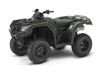 2018 Honda FourTrax Rancher 4x4 DCT IRS Utility ATVs West Bridgewater, MA
