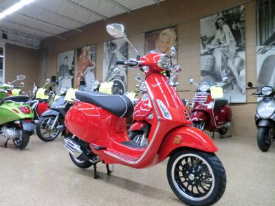 2020 Vespa Sprint 50 Scooter Downers Grove, IL