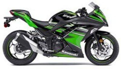 2017 Kawasaki Ninja 300 ABS KRT EDITION Sport Winterset, IA