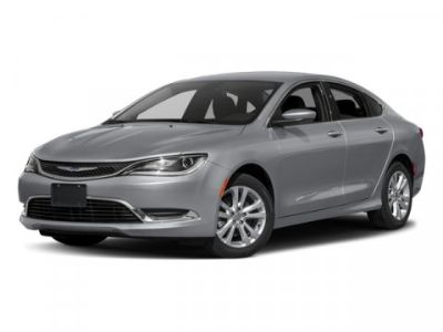 2017 Chrysler 200 Limited (Bright White Clearcoat)
