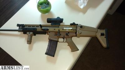 For Sale: Scar 16