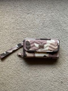 Lug Travel Wallet/Crossbody