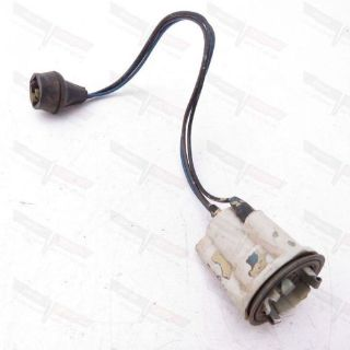Buy Corvette Original Parking Light Turn Signal Lamp Socket Pigtail 1970-E1977 motorcycle in Livermore, California, United States, for US $24.99