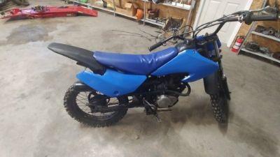 2003 Honda XR 100R