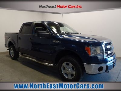 2013 Ford F-150 XL (Blue Jeans Metallic)