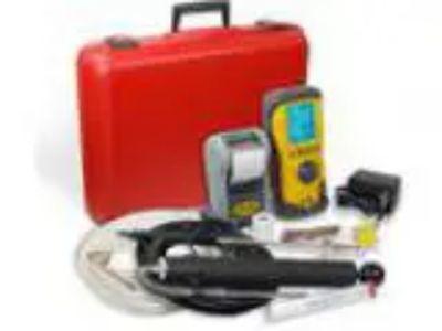 UEI Test Equipment COilkit Eagle Combustion Analyzer Oil Serv