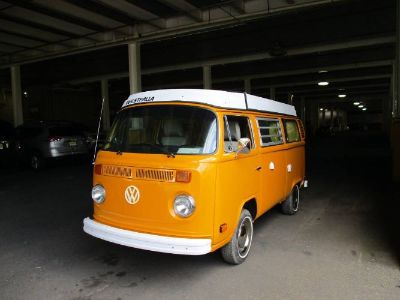 1976 Volkswagen Westfalia Camper