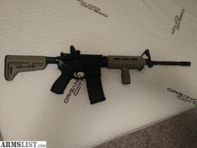For Sale/Trade: CRS CORE 15 M4
