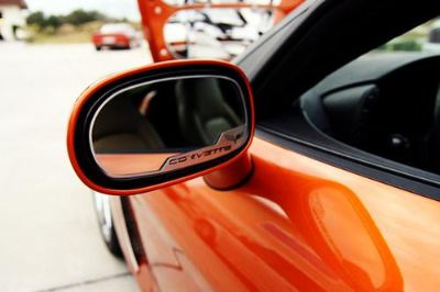 Buy ACC 042087 - 06-13 Chevy Corvette Left Right Mirror Trim 2 Pcs motorcycle in Hudson, Florida, US, for US $82.74