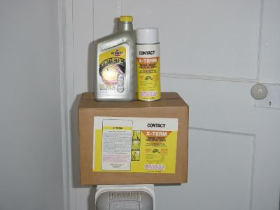 Exterminator / Pest Control / Total Release Foggers Also Sprays / Fleas, Roaches, Bedbugs