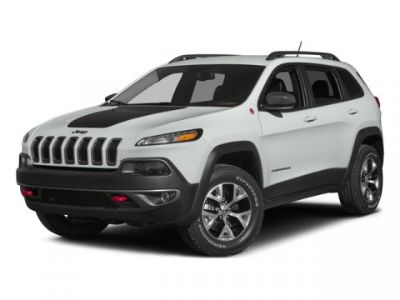 2015 Jeep Cherokee Trailhawk (Granite Crystal Metallic Clearcoat)