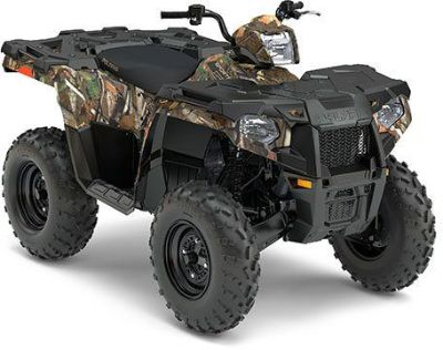 2017 Polaris Sportsman 570 Camo Utility ATVs Ponderay, ID
