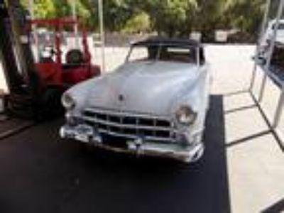 1949 Cadillac Series 62 Convertible 331-V8
