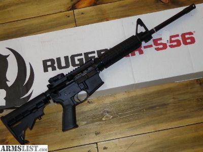 For Sale: Ruger AR-556 AR-15 Rifle