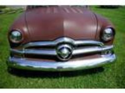 1950 Ford Custom 2 Door Sedan