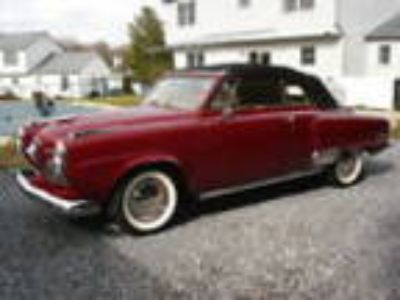 1951 Studebaker State Commander State 1951 COMMANDER STATE CONVERTIBLE 232 OHV