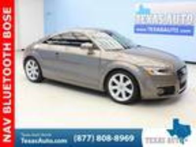 used 2011 Audi TT for sale.