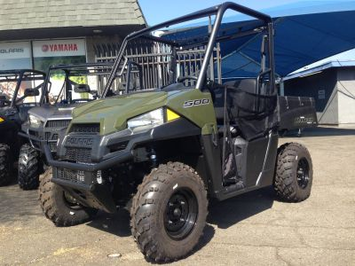 2018 Polaris Ranger 500 Side x Side Utility Vehicles Bellflower, CA