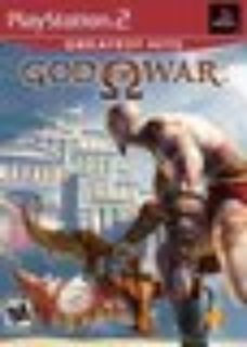 PLAYSTATION 2 GREATEST HITS GOD OF WAR