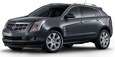 2010 Cadillac SRX Performance Collection (Crystal Red Tintcoat)