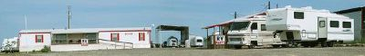 STORAGE RVS, BOATS, TRAILERS ECT. (7980 N. Hwy 183)