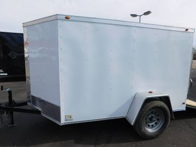 2018 0001 Marketing Name Deep South Cargo Utility Trailers Loveland, CO