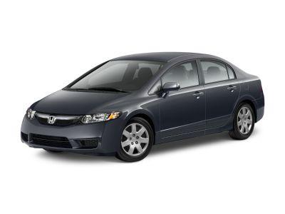 2010 Honda Civic LX (Gold)