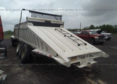 2011 CONSTRUCTION TRAILER SPEC DUMP