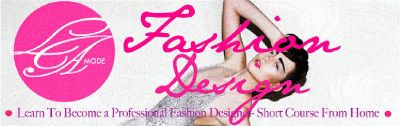 Learn the WORLD of FASHION DESIGN! Start today!