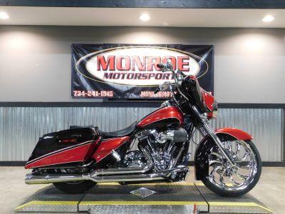 2012 Harley-Davidson Street Glide Touring Motorcycles Monroe, MI