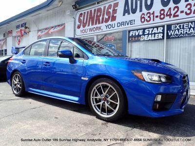 2015 Subaru Impreza WRX STI Limited (WR Blue Pearl)
