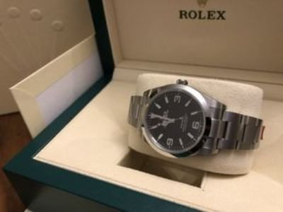 FS: ROLEX EXPLORER I MKii - 214270 - NIB - STICKERED