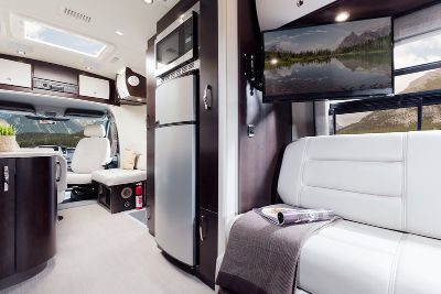 2016 Leisure Travel Vans Serenity S24CB