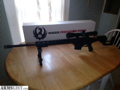 For Sale: Ruger Precision