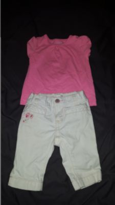 cute outfit size 12/18mo