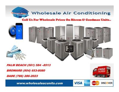 Wholesale Air Conditioning Corp.