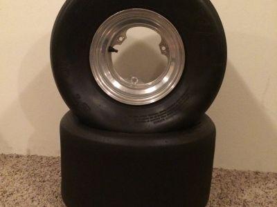 M/t tires & wheels