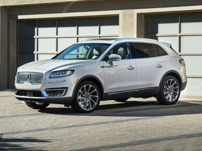 2019 Lincoln Nautilus Reserve (Black)