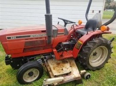 70+ Year Accumulation Tractor, Furniture, Glassware, Tools