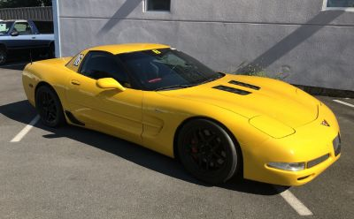 2001 Corvette Z06 Track Ready Race Car