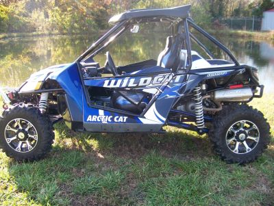 2014 Arctic Cat WILDCAT 1000 X General Use Utility Vehicles West Plains, MO