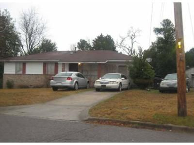 3 Bed 1.5 Bath Foreclosure Property in Augusta, GA 30906 - Vernon Dr