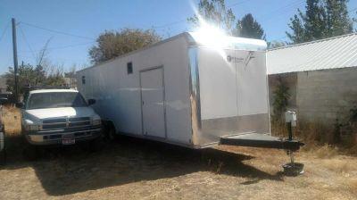2012 28ft. race trailer