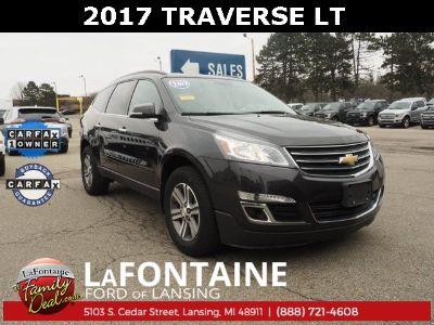 2017 Chevrolet Traverse LT (Tungsten Metallic)